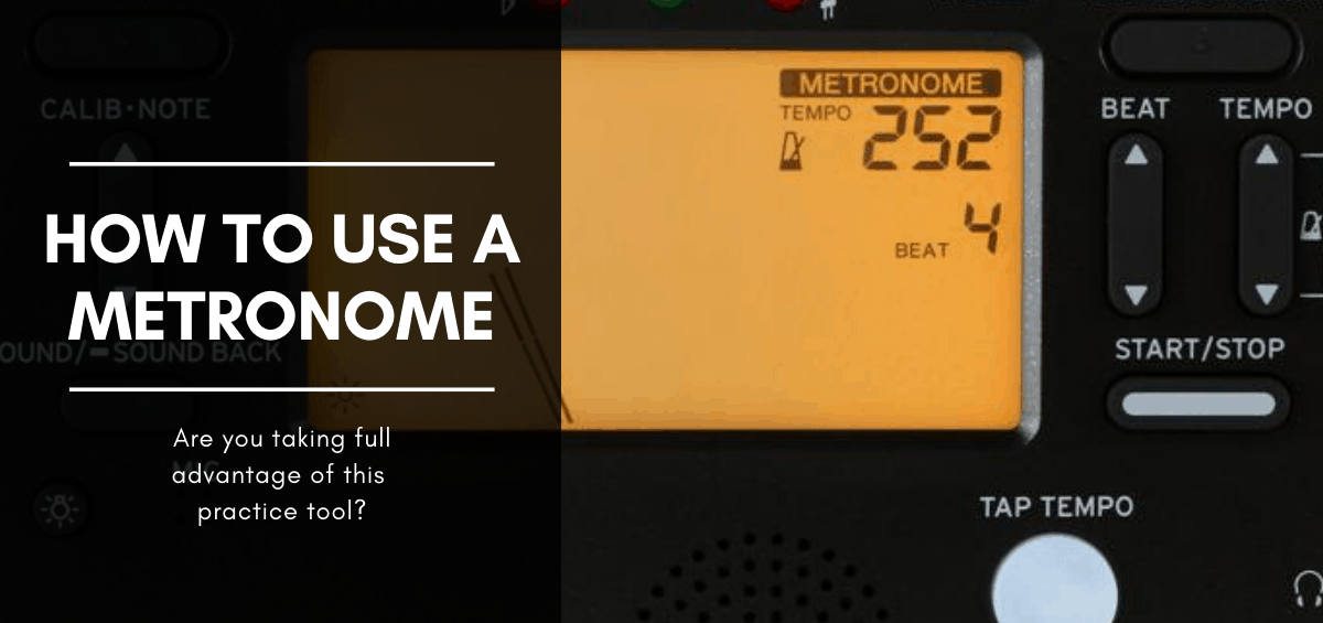blog image for how to use a metronome